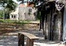 Église de Carabane avant sa restauration